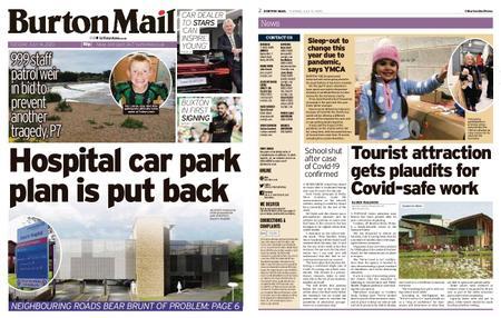 Burton Mail – July 14, 2020