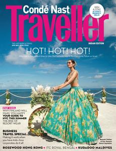 Conde Nast Traveller India - April/May 2019