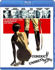 Conduct Unbecoming (1975) + Extras