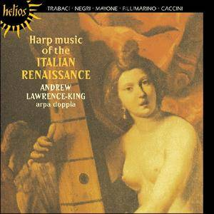 Andrew Lawrence-King - Harp Music of the Italian Renaissance (2004)