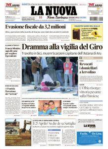 La Nuova Sardegna - 23 Aprile 2017