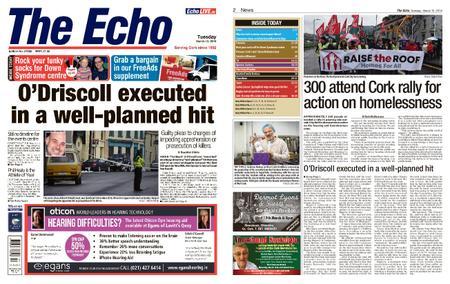 Evening Echo – March 12, 2019