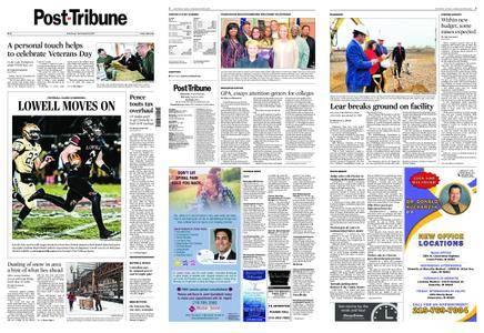 Post-Tribune – November 11, 2017