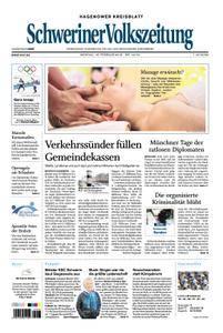 Schweriner Volkszeitung Hagenower Kreisblatt - 19. Februar 2018