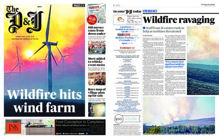 The Press and Journal Moray – April 23, 2019