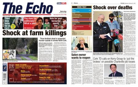 Evening Echo – February 27, 2021