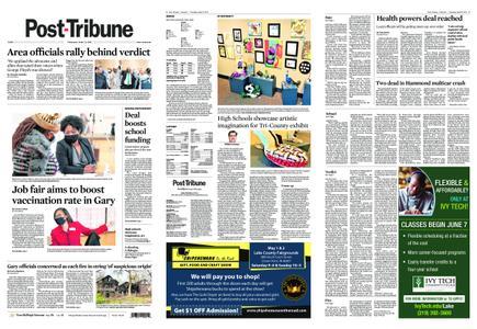 Post-Tribune – April 22, 2021