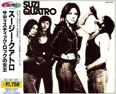 Suzi Quatro - Can The Can (1973) {1995, Japanese Reissue}