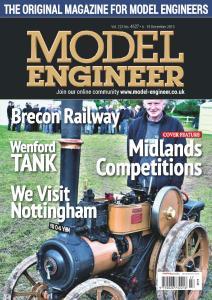 Model Engineer - Issue 4627 - 6 December 2019