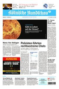 Kölnische Rundschau Wipperfürth/Lindlar – 17. September 2020