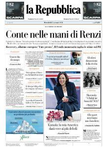 la Repubblica - 27 Gennaio 2021
