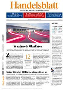 Handelsblatt - 19. Februar 2019