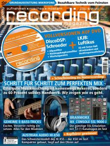 Recording Magazin - Oktober-November 2020