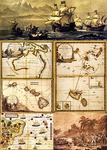 Old Medieval Maps & Manuscripts
