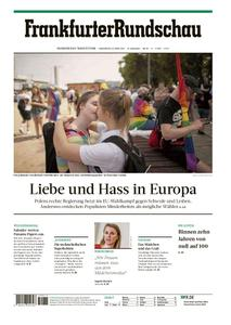Frankfurter Rundschau Stadtausgabe - 25. April 2019