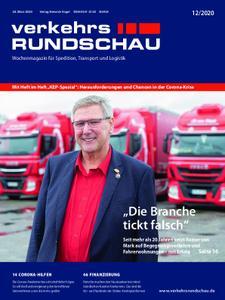 VerkehrsRundschau - 16. März 2020