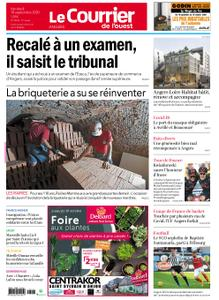 Le Courrier de l'Ouest Angers – 18 septembre 2020