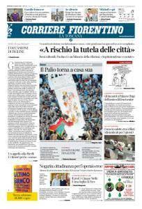Corriere Fiorentino La Toscana - 3 Luglio 2018