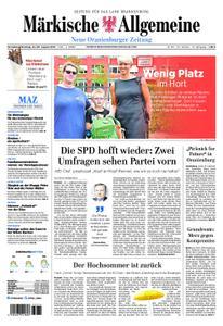 Neue Oranienburger Zeitung - 24. August 2019