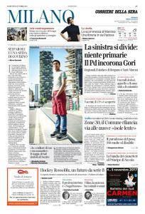 Corriere della Sera Milano - 31 Ottobre 2017