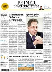 Peiner Nachrichten - 18. September 2018