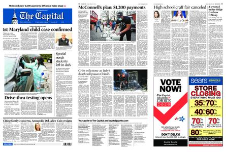 The Capital – March 20, 2020