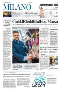 Corriere della Sera Milano - 5 Aprile 2019
