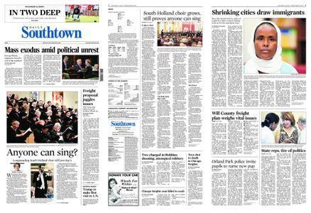 Daily Southtown – September 18, 2017