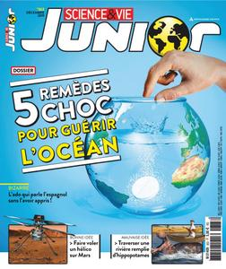 Science & Vie Junior - décembre 2019