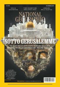 National Geographic Italia - dicembre 2019
