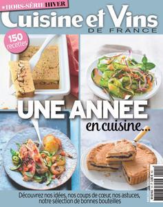 Cuisine et Vins de France Hors-Série - décembre 2019
