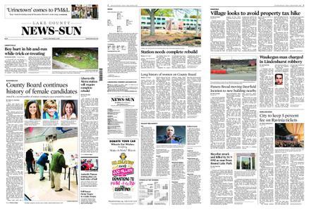 Lake County News-Sun – November 02, 2018