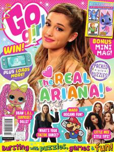 Go Girl - Issue 302 - August 2020