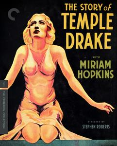 The Story of Temple Drake (1933) + Extras [The Criterion Collection]