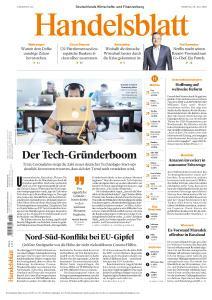 Handelsblatt - 20 Juli 2020