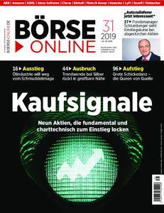 Börse Online – 01. August 2019