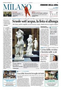 Corriere della Sera Milano – 25 ottobre 2019