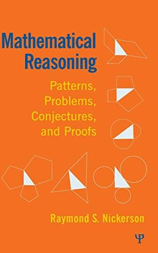 Mathematical Reasoning Patterns Problems Conjectures border=
