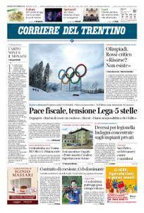 Corriere del Trentino – 20 settembre 2018