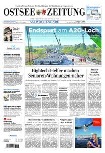Ostsee Zeitung Wolgast - 03. November 2018