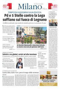 il Giornale Milano - 17 Maggio 2019