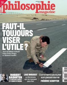 Philosophie Magazine France - Mai 2021