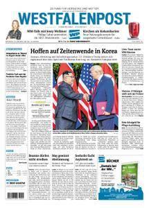 Westfalenpost Wetter - 13. Juni 2018