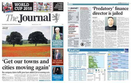 The Journal – June 13, 2018