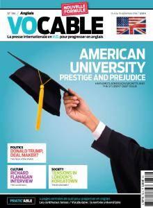 Vocable Anglais - 20 Septembre 2018