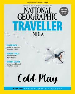 National Geographic Traveller India - October 2019