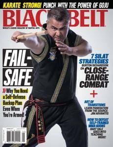 Black Belt - April/May 2017