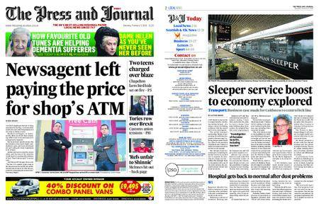 The Press and Journal Moray – February 03, 2018