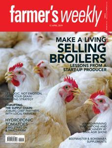 Farmer's Weekly - 12 April 2019