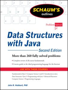Schaum's Outline of Data Structures with Java, 2ed